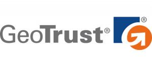 Logo Geotrust Certificat de sécurité