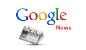 actualité des noms de domaine sur Google Actualités.
