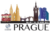 Logo Icann Meetings Prague 2012
