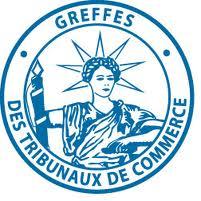 logo greffes des tribunaux de commerce
