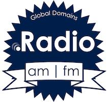 déposer nom de domaine en .radio
