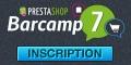 logo Barcamp 7 - Prestashop
