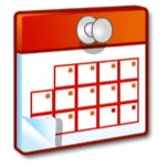logo calendrier des extensions