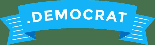 déposer nom de domaine en .democrat