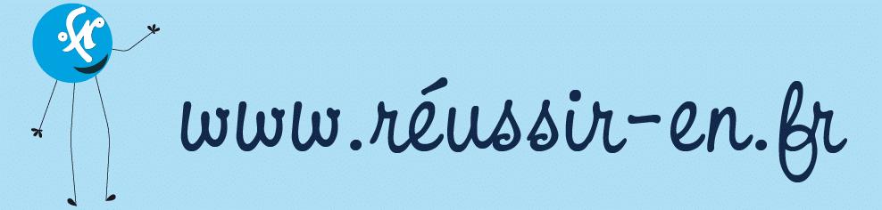 Logo promotion pour www.reussir-en.fr