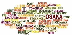 nouveau gTLD géographique par ville & pays