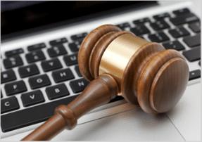 procédure judiciaire perte nom de domaine