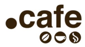 Le TLD CAFE acquit par Donuts Inc
