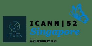 Logo Icann Singapour 52e édition