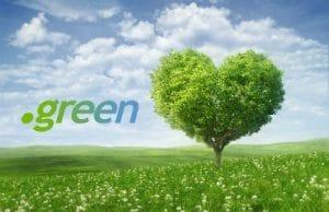 enregistrer nom de domaine .green