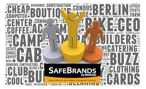 Classement nouvelles extensions-newgtlds SafeBrands