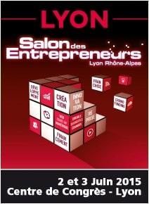 Salon des Entrepreneurs Lyon 2015