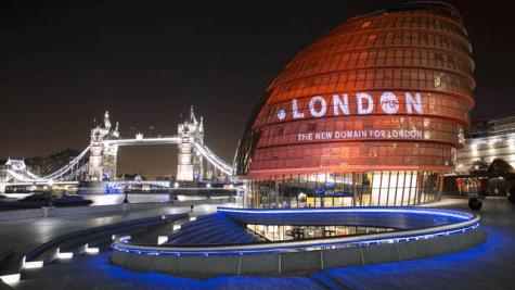 noms de domaine premium .LONDON accessibles aux enchères