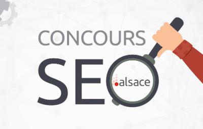 Concours promotionnel SEO & nom de domaine .Alsace