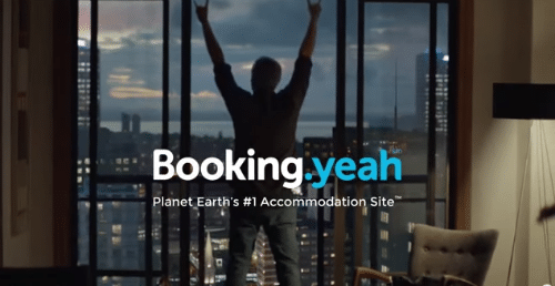 booking.yeah, un nom de domaine fantôme