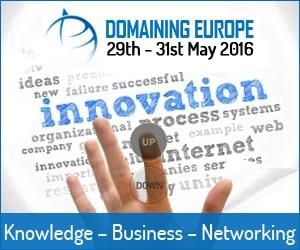 Domaining Europe Haye 2016