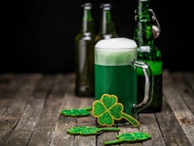 promo noms de domaine spécial St Patrick