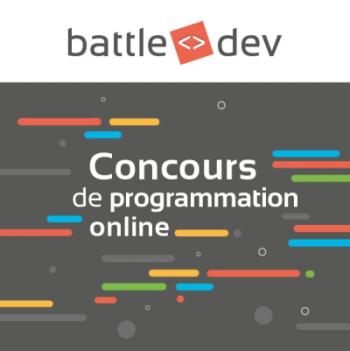 BATTLE DEV concours des développeurs