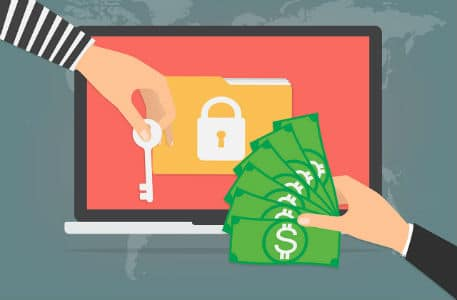 cyberattaque Petya via le ransomware ou logiciel de rançon